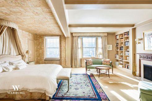 141 East 72nd Street bedroom