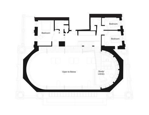 240 Centre Street #5H floor plan