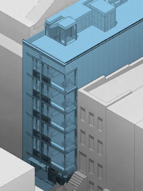 11 west 126th street Rendering