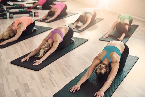 21 WEA yoga