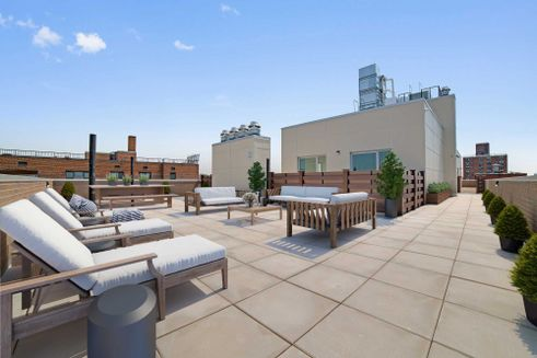 Rooftop at 65-70 Austin Street in Rego Park Queens