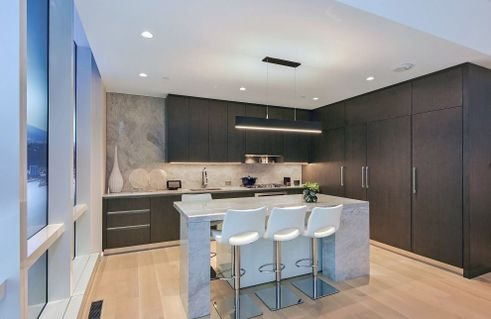 15 Hudson Yards interiors