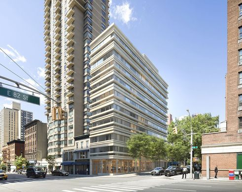 Manhattan apartments and condos