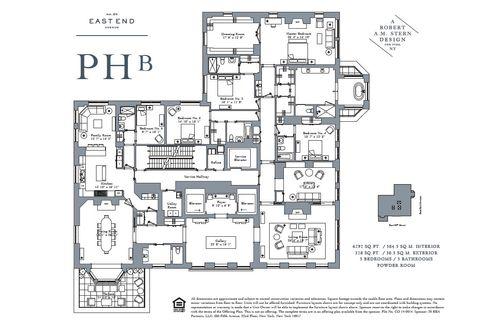 20 east end avenue floor plan