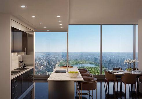 217 West 57th Street - Billionaires Row condos