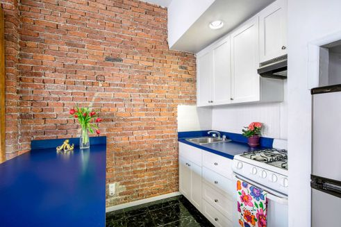 348 East 78th Street Kitchen