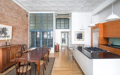 480 Broome Street interiors