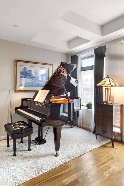 416 East 117th Street interiors