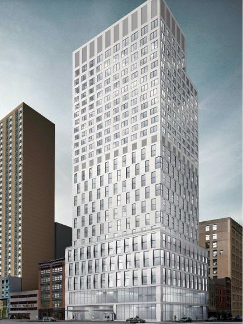 Pace University Tower