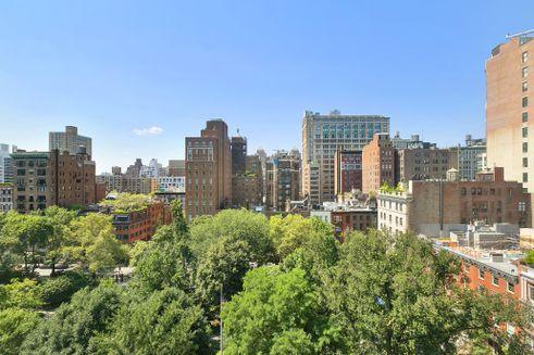 Gramercy Park view
