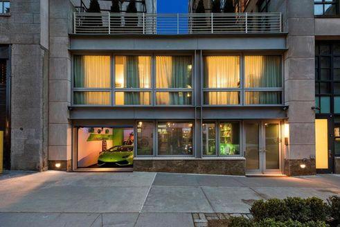 7 Hubert Street - Tribeca condos