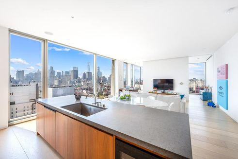 Lower East Side condo