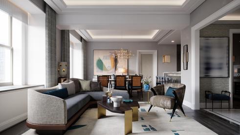 Waldorf Astoria model