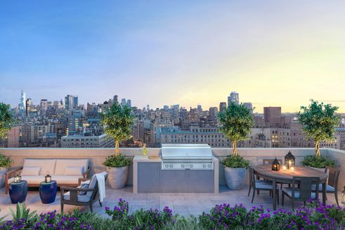 250 west 81st street rooftop