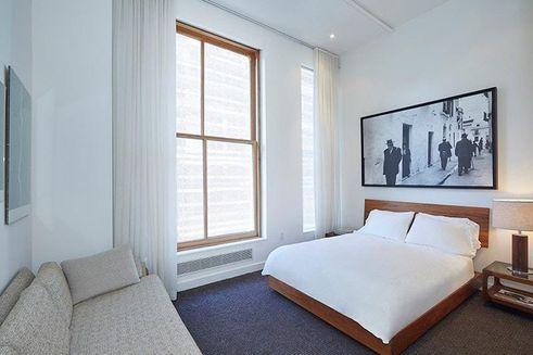 140 Grand Street interiors