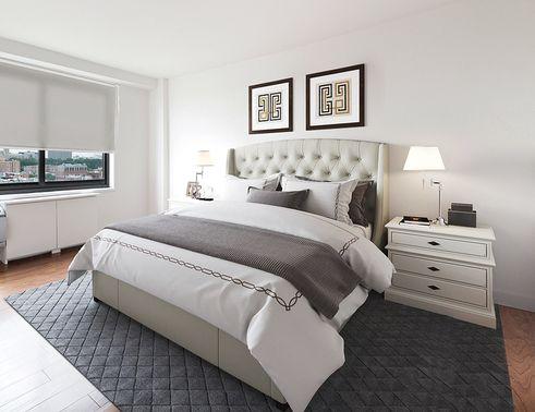 Lenox Terrace bedroom