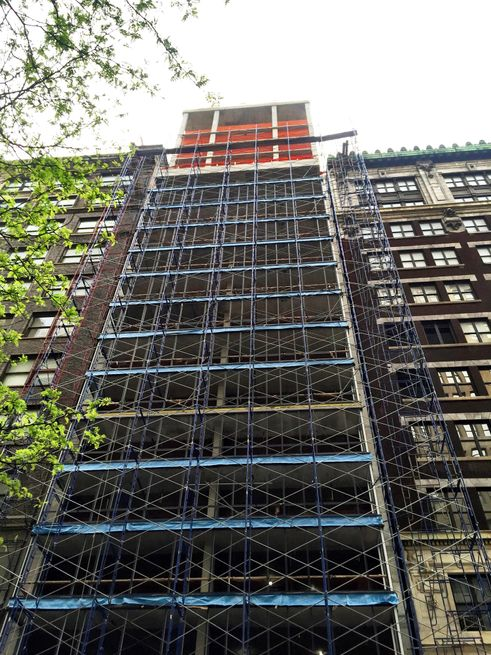 construction-145-madison-avenue