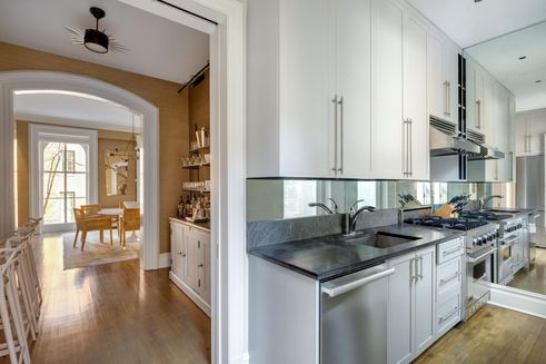 NYC townhouse - East Village