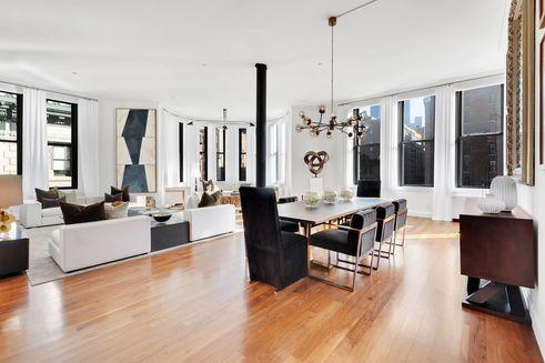 655 Sixth Avenue interiors