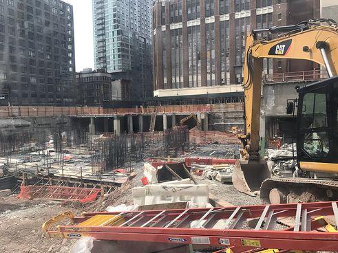 11 Hoyt construction