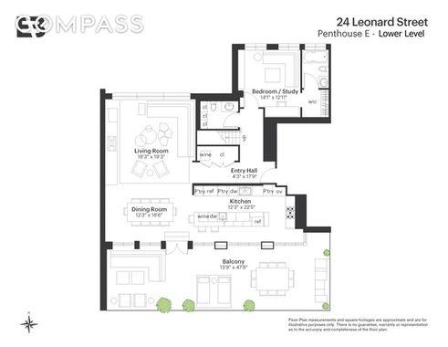 Compass -Tribeca apartments