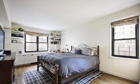 415 East 52nd Street interiors
