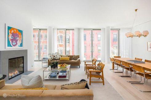42 crosby street living room