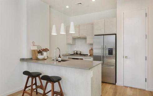 1141 Lafayette Avenue interiors