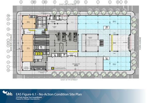 JPMorgan Chase Plans Enclosed Public Plaza and Metro-North