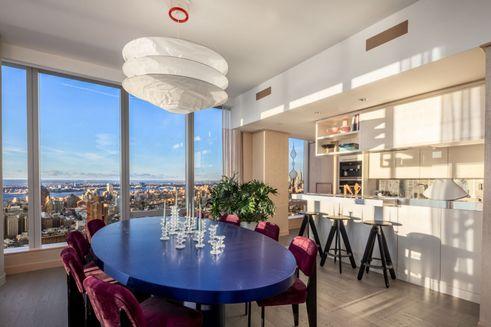 One Manhattan Square Extell Development