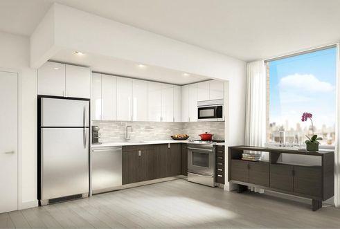 25-19 43rd Avenue interiors