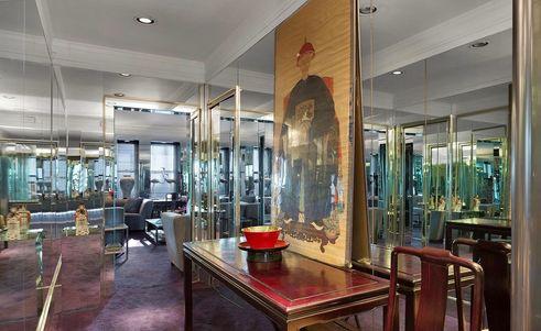 465 Park Avenue interiors