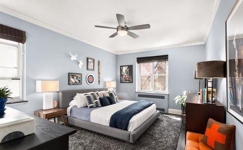 180 West 93rd Street interiors
