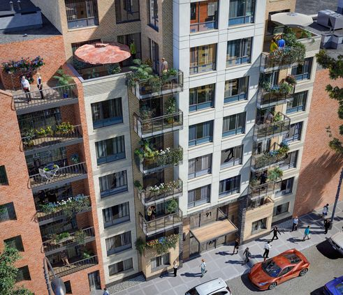 See First Renderings Of Lower East Side S 95 Attorney