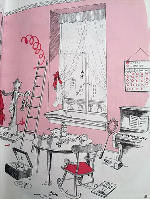 Eloise's room at The Plaza, the sherry netherland
