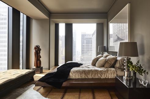 New York city bedrooms