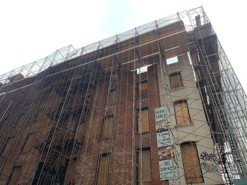 65 Franklin Street condos Tribeca