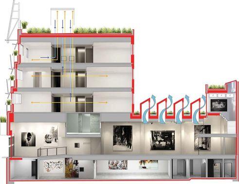 passive house, Paul A. Castrucci Architect