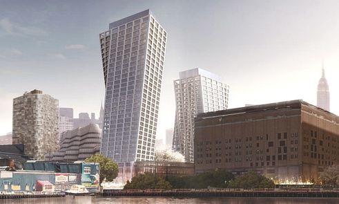 Work Begins on Bjarke Ingels' Enigmatic Superdevelopment