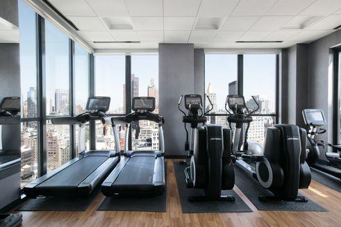 hyatt-house-fitness-center