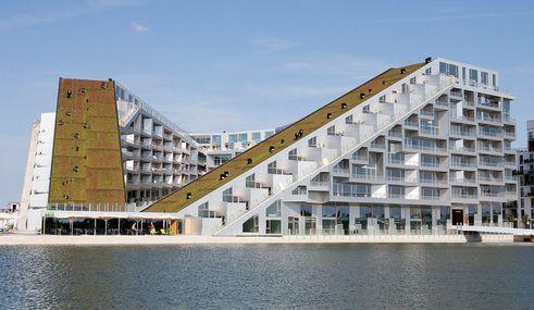 Tallet 8 in Copenhagen, Denmark