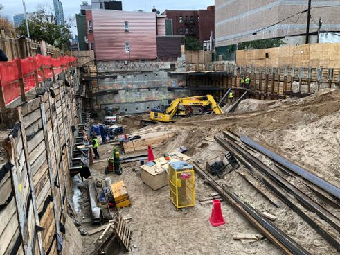 25-16 37th Avenue construction