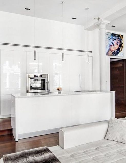 95 Greene Street interiors