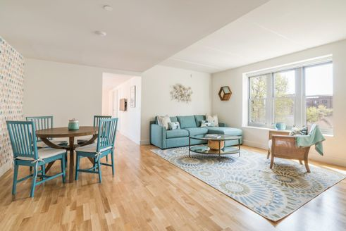 Interior image at The Clark rentals in Brooklyn