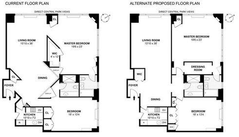 785 Fifth Avenue #5A floor plan
