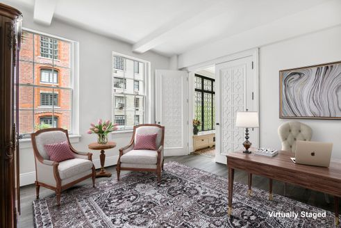 40 West 67th Street interiors