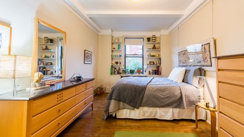 50 West 106 Street Bedroom
