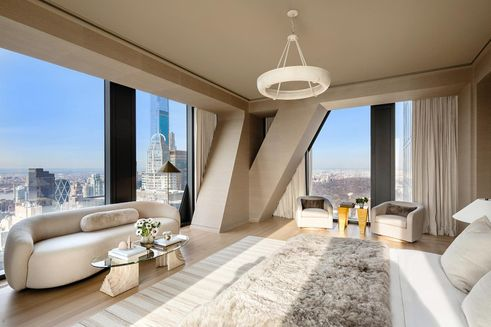 53W53 - Midtown condo - NYC high-rise