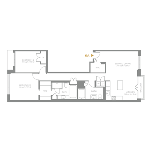 Gramercy apartments