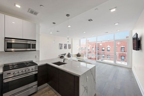 1769 East 13th Street kitchen